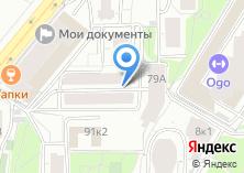 Компания «Ендейвер» на карте