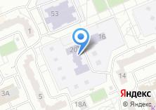 Компания «Средняя общеобразовательная школа №1883 с дошкольным отделением» на карте