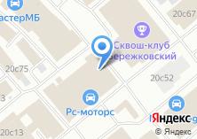 Компания «Спецэлектропоставка» на карте