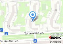 Компания «ЭК-ТЕКС» на карте