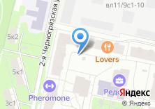 Компания «Бест АМС» на карте