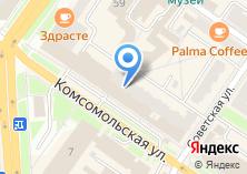 Компания «Салон Натальи Ланской» на карте