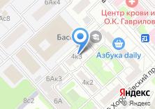 Компания «2И» на карте