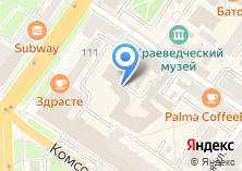 Компания «Подольская Городская Служба Недвижимости» на карте
