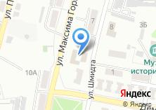 Компания «Навигатор» на карте
