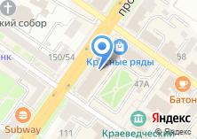Компания «JS» на карте
