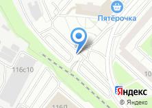 Компания «Шиномонтажная мастерская на Псковской» на карте
