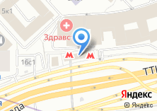 Компания «Станция Беговая» на карте
