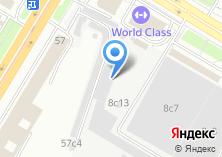 Компания «АМS авто» на карте