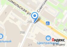 Компания «МОБАЙЛ ТЕЛЕКОМ» на карте