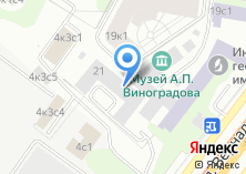 Компания «Институт экономики ЖКХ» на карте