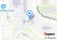 Компания «Детский сад №2657» на карте