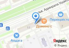 Компания «Всё для дома» на карте