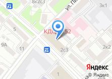 Компания «PROДАЧА» на карте