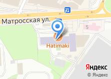 Компания «РОСстрой» на карте