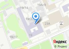 Компания «АТ-Спецтехнология» на карте