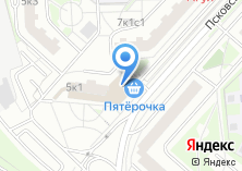 Компания «Ремонтотека» на карте