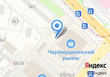 Компания «Магазин штор на ул. Вавилова» на карте