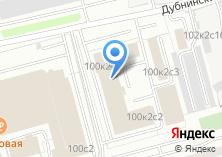 Компания «Промпневмопроект» на карте