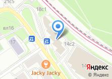 Компания «Linxdatacenter» на карте