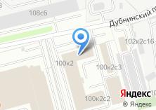 Компания «АЙТИСИ-ГРУП» на карте