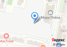 Компания «Динго-Моторс» на карте