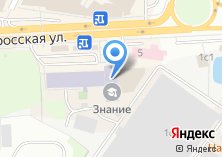 Компания «Промкомплектрезерв» на карте