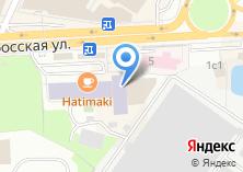 Компания «Импайр Пэкэдж Групп» на карте
