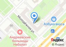 Компания «Мосалт» на карте