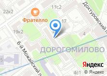 Компания «Planetavesov» на карте