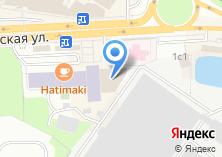 Компания «Арт-Сплайн» на карте