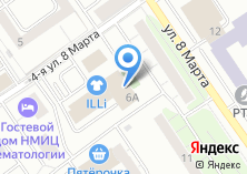 Компания «Гаммахим» на карте