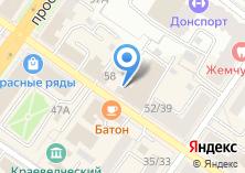 Компания «Ризалит» на карте