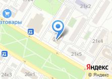 Компания «Премиумстрой» на карте