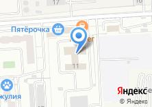 Компания «Окна ФОРБИС» на карте