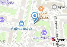 Компания «Молотов и партнеры» на карте
