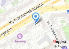 Компания «Дом Моды Валентина Юдашкина» на карте