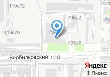 Компания «PAEKMARKET» на карте