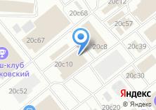 Компания «Эра+» на карте