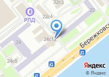 Компания «Федеральный институт промышленной собственности» на карте
