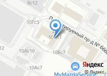 Компания «РФК Корса» на карте