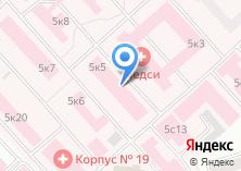 Компания «ЭКО Био-Оптима» на карте