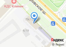 Компания «На Тимирязевской» на карте