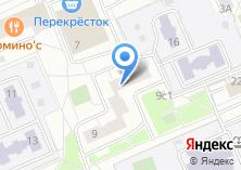 Компания «Отдел социальной защиты населения района Бутово Южное» на карте