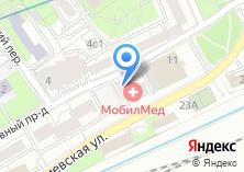Компания «Клиника Доктора Воробьева» на карте