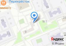 Компания «ЕИРЦ района Южное Бутово» на карте