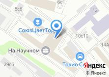 Компания «ВСМ-Холдинг» на карте