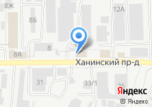 Компания «Нефтеочистка» на карте