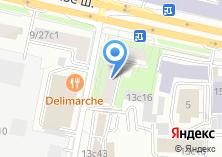 Компания «Нотариус Блинова Е.С» на карте