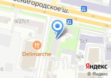 Компания «Нотариус Поспелова Н.Н.» на карте